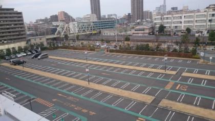 平面駐車場のお知らせ画像
