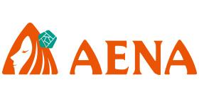 AENAのロゴ画像