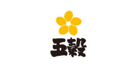 五穀のロゴ画像